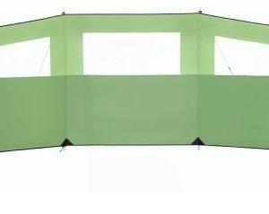 Easycamp Great Wall vihreä tuulensuoja