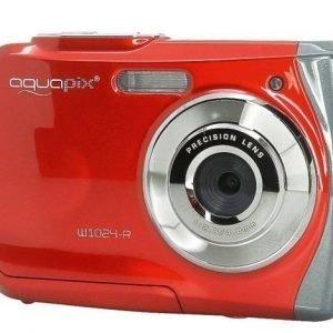 Easypix Aquapix W1024 vedenpitävä kamera useita värejä
