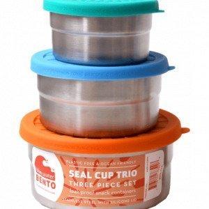 Ecolunchbox Seal Cup Trio Eväsrasia