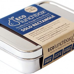 Ecolunchbox Solo Rectangle Eväsrasia