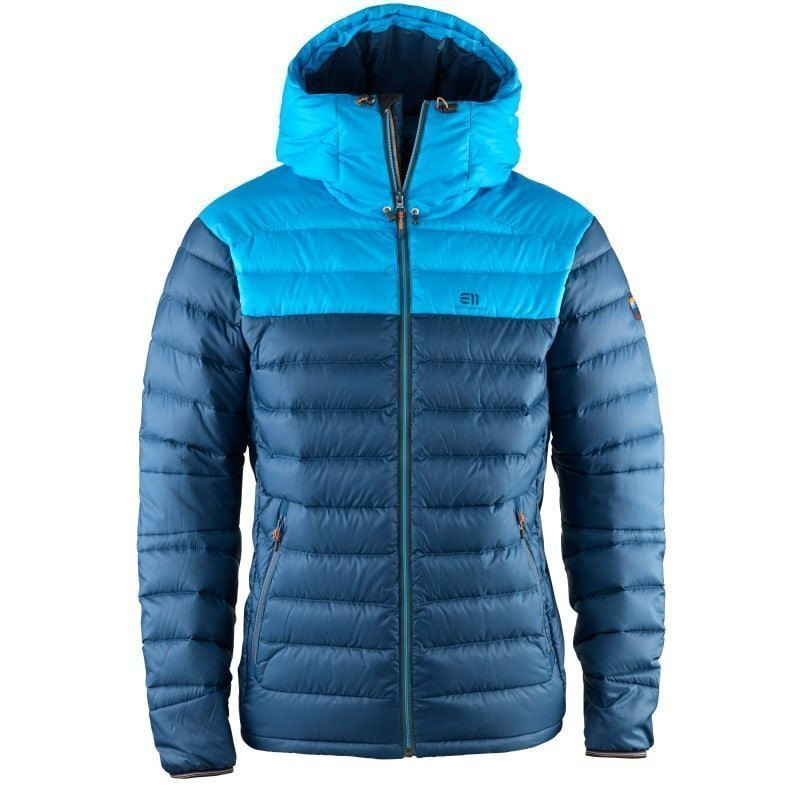 Elevenate Men´s Agile Hood Jacket XL Dark Steel Blue