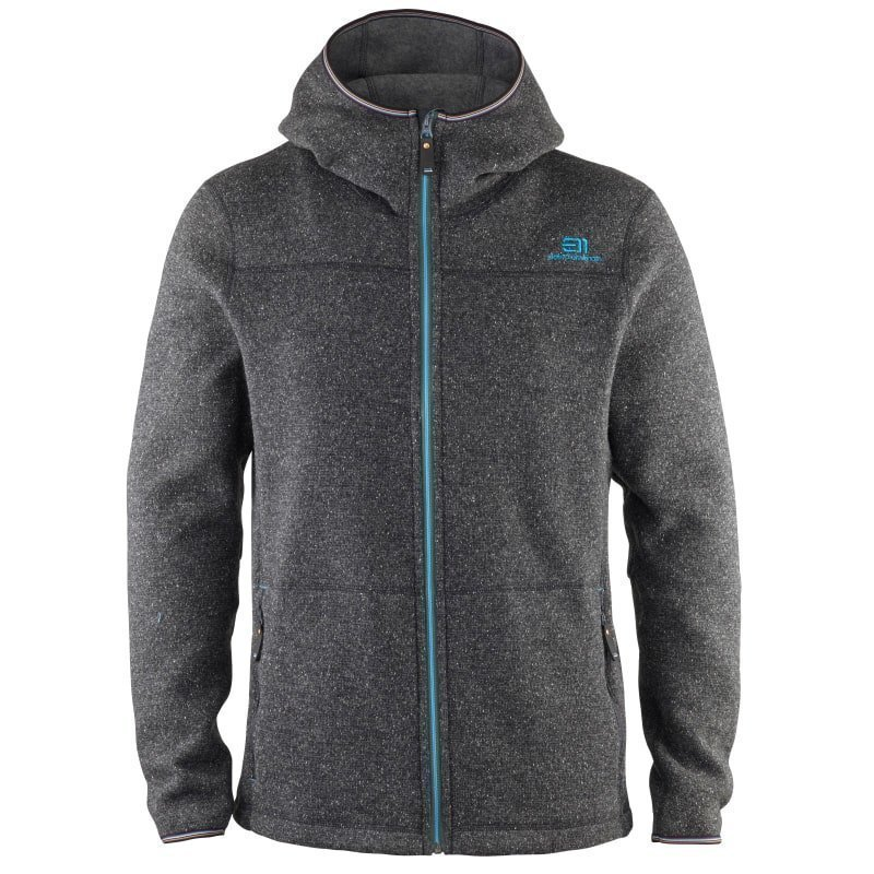 Elevenate Men´s Argentiere Hood L Anthracite