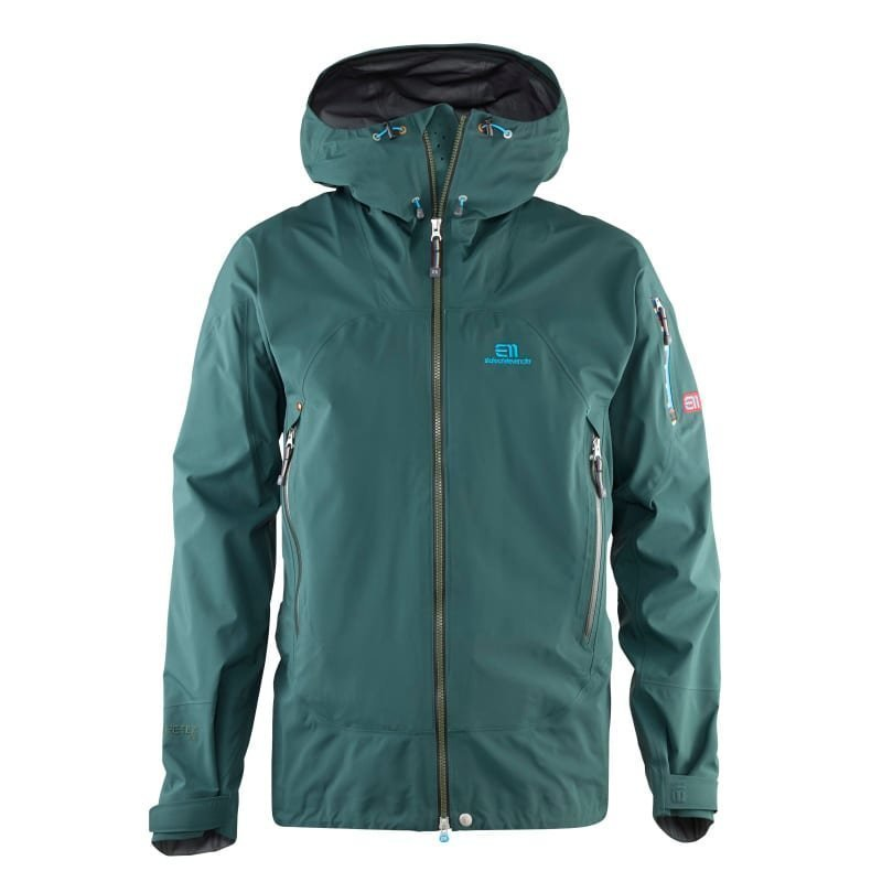 Elevenate Men´s Bec de Rosses Jacket L Wildwood Green