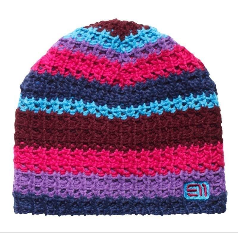Elevenate Source Beanie 1SIZE Beetroot Red