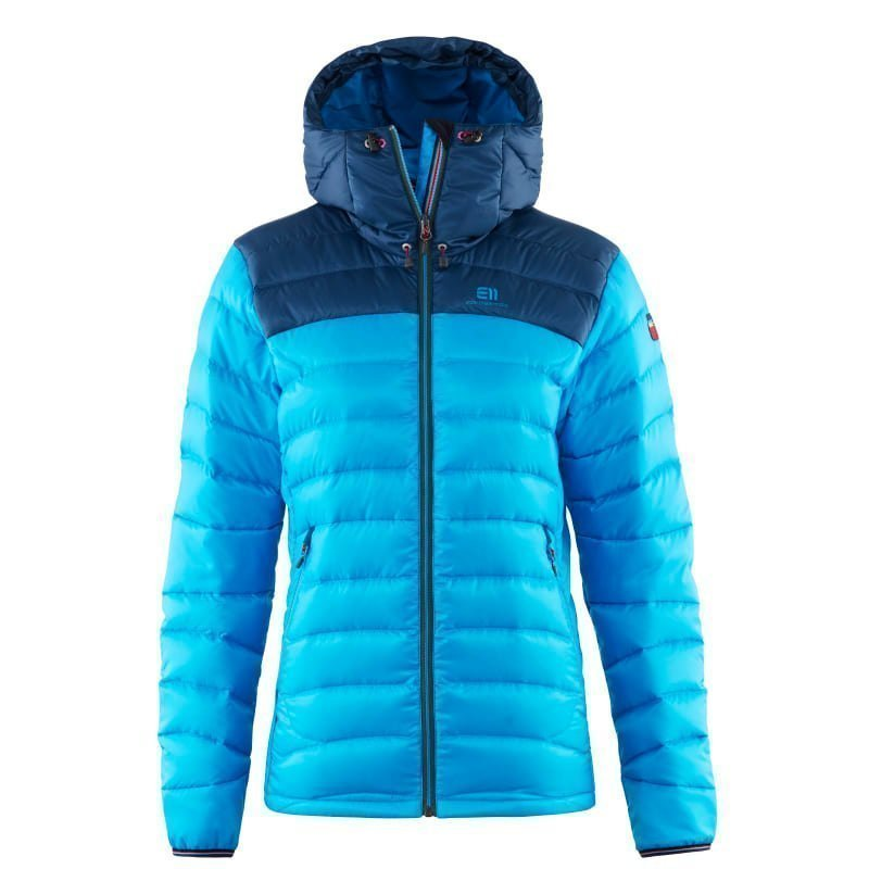 Elevenate Women´s Agile Hood Jacket L Ocean Blue