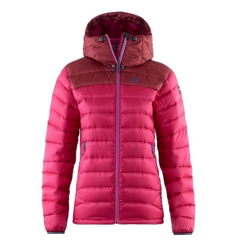 Elevenate Women´s Agile Hood Jacket M Cerise