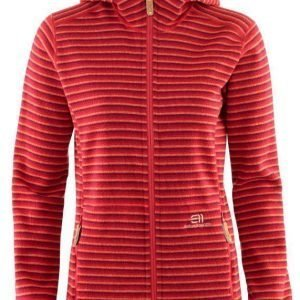 Elevenate Women´s Argentiere Hood S Simple Red