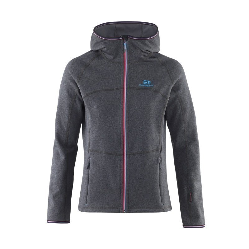 Elevenate Women´s Arpette Hood S Dark Steel Blue