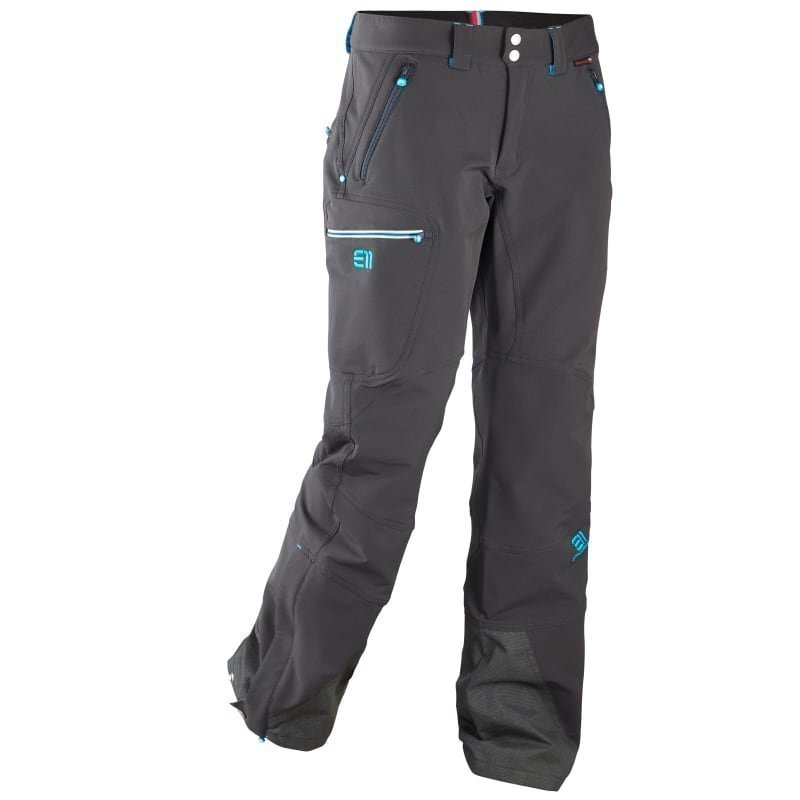 Elevenate Women´s Free Rando Pant L Anthracite