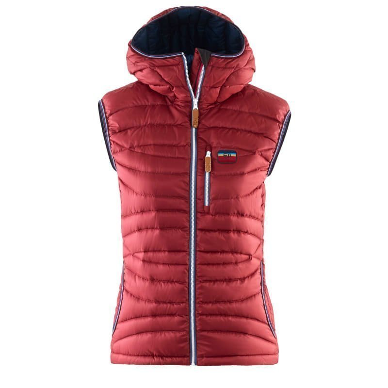 Elevenate Women´s Rapide Vest S Beetroot Red
