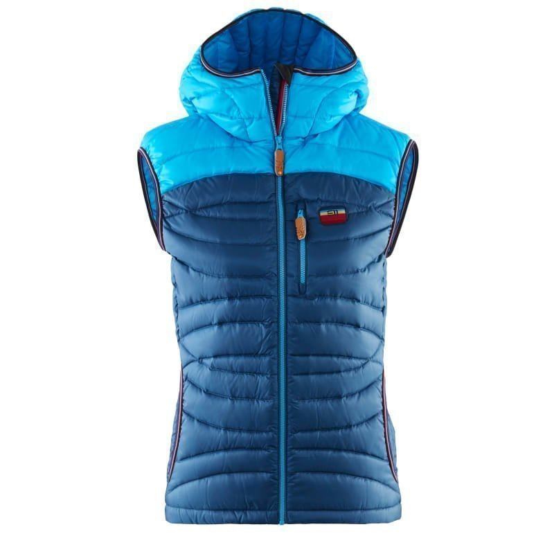 Elevenate Women´s Rapide Vest S Dark Steel Blue