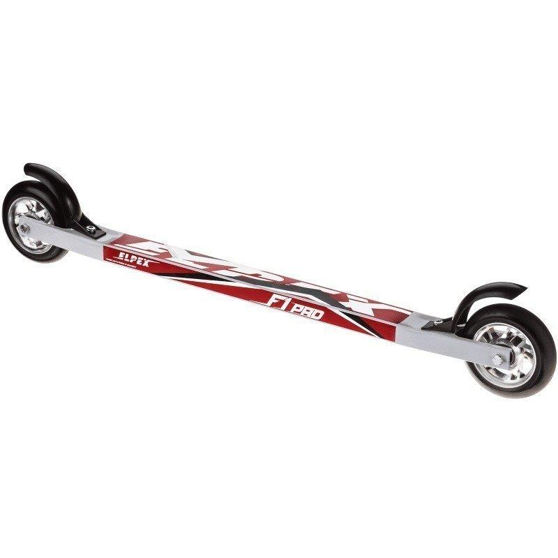 Elpex Roller Ski F1 Pro Light ONESIZE White