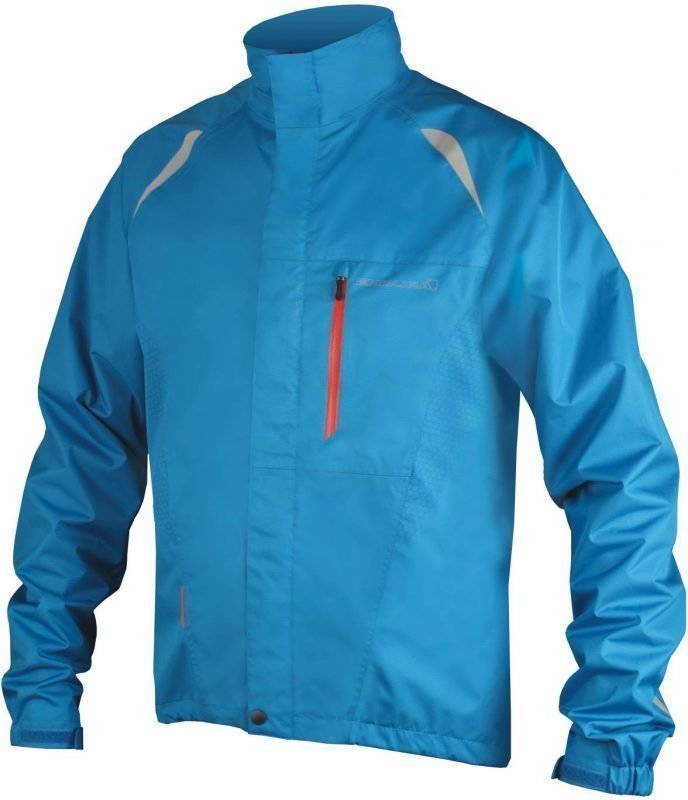 Endura Gridlock II Waterproof Jacket Sininen L