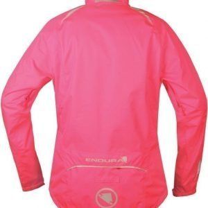 Endura Gridlock II Women's Waterproof Jacket Pinkki L