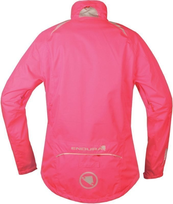 Endura Gridlock II Women's Waterproof Jacket Pinkki L