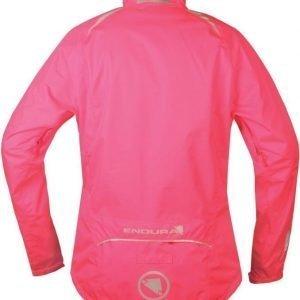 Endura Gridlock II Women's Waterproof Jacket Pinkki XL
