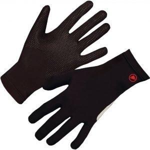 Endura Gripper Fleece Glove Musta L/XL