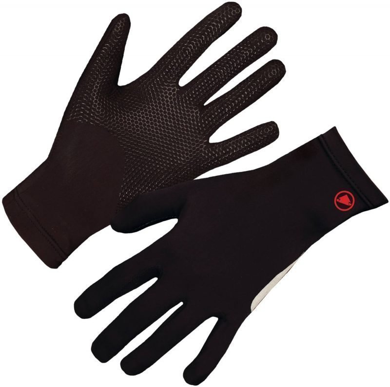 Endura Gripper Fleece Glove Musta S/M