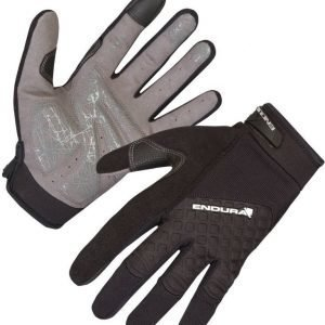 Endura Hummvee Plus Glove Musta M