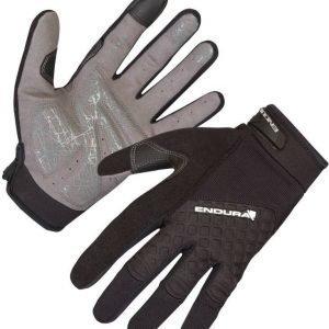 Endura Hummvee Plus Glove Musta M
