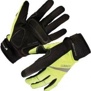 Endura Luminite Glove Keltainen XL