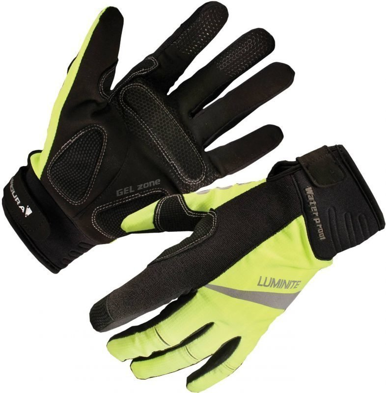 Endura Luminite Glove Keltainen XXL