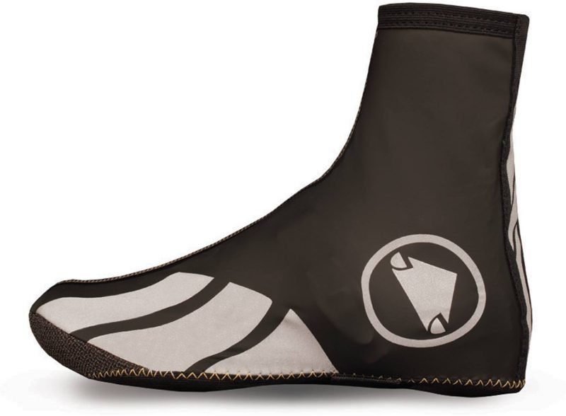 Endura Luminite II Overshoe Musta XL