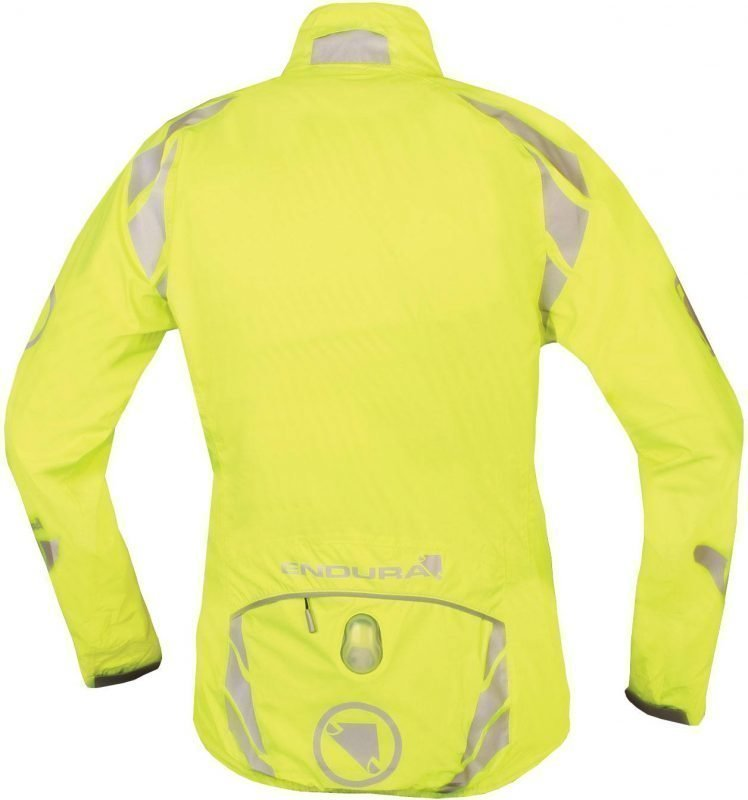 Endura Luminite II Women's Jacket Keltainen M