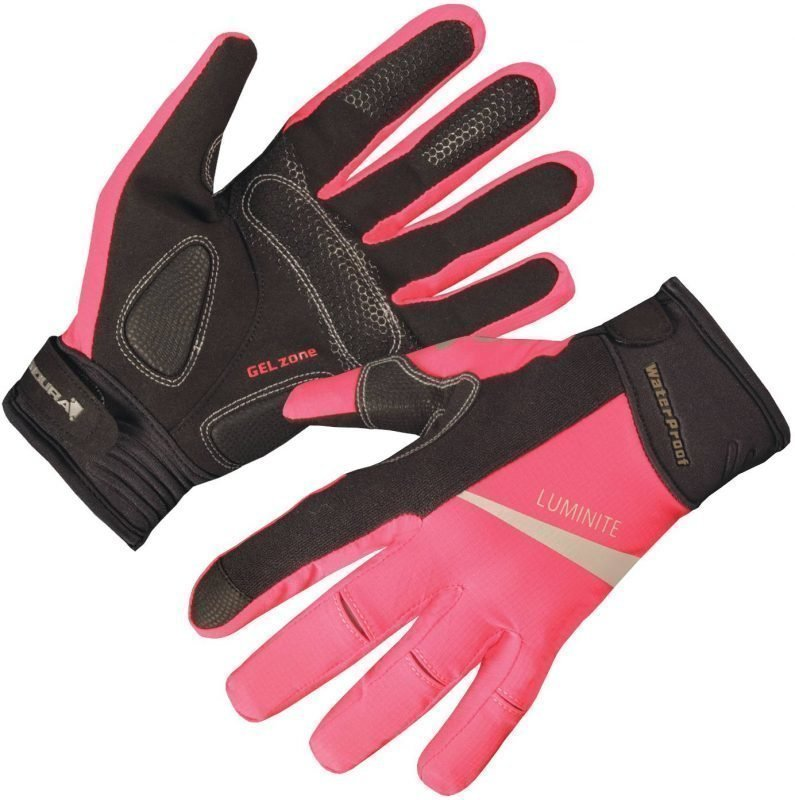 Endura Luminite Women's Glove Pink XS