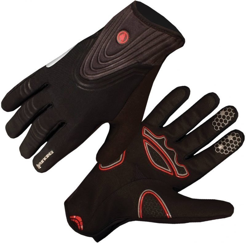 Endura Windchill Glove Men Musta L