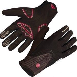 Endura Windchill Glove Women Musta M
