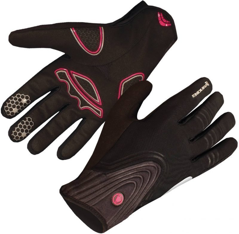 Endura Windchill Glove Women Musta XS