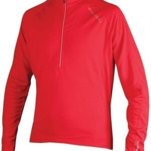 Endura Xtract LS Jersey Men Punainen XL
