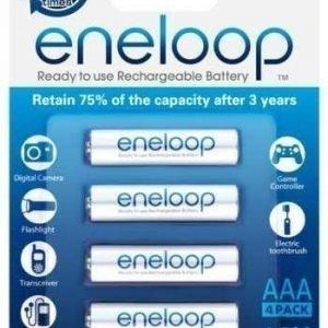 Eneloop - AAA-akkuparisto 4 kpl
