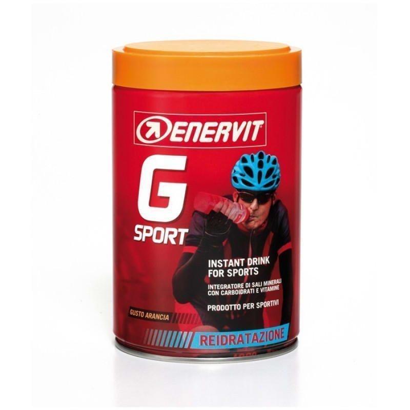Enervit G Sport 420g Burk 420 Apelsin