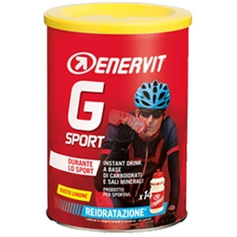 Enervit G Sport 420g Burk Citron