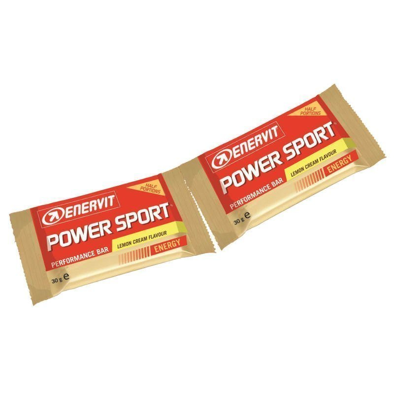 Enervit Powersport Bar Double 60 G Citron