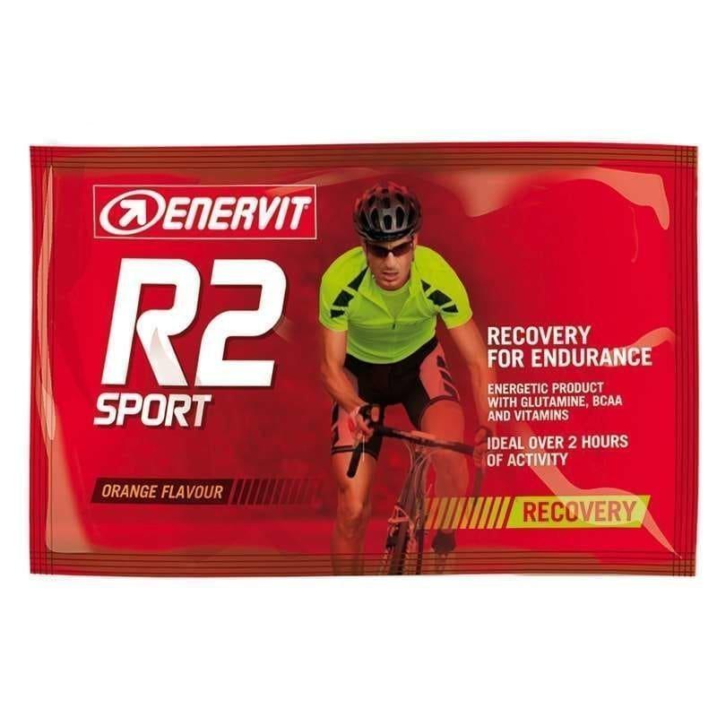 Enervit R2 Sport 50g Portionspåse Apelsin