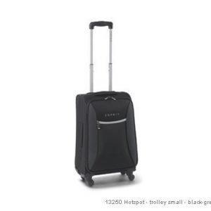 Esprit Hotspot 32L musta/harmaa