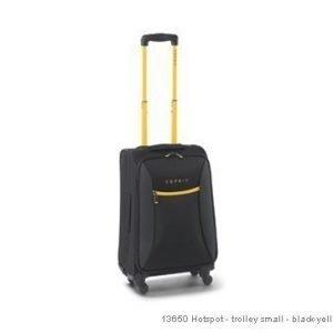 Esprit Hotspot 32L musta/keltainen
