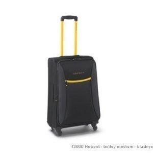 Esprit Hotspot 55/66L musta/keltainen