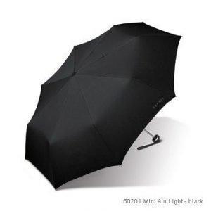 Esprit Mini Alu Light matkasateenvarjo useita värejä