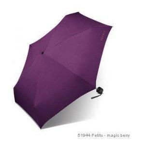 Esprit Petito matkasateenvarjo Violetti