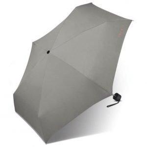 Esprit Petito matkasateenvarjo harmaa