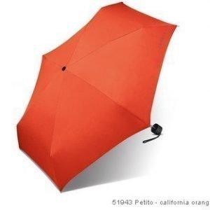 Esprit Petito matkasateenvarjo oranssi