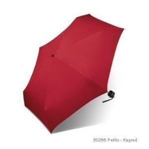 Esprit Petito matkasateenvarjo punainen