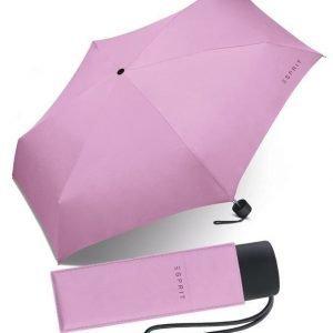 Esprit Petito matkasateenvarjo roosa