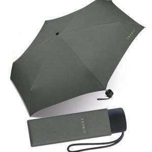 Esprit Petito matkasateenvarjo salvia