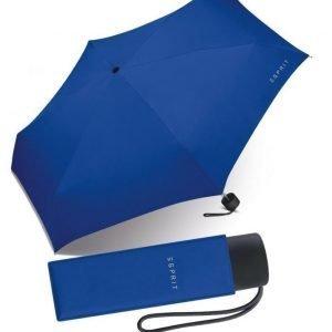 Esprit Petito matkasateenvarjo sininen
