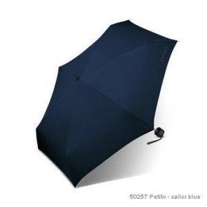 Esprit Petito matkasateenvarjo tummansinninen
